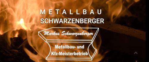 webdesign mitschwarzenberger  - Metallbau Schwarzenberger